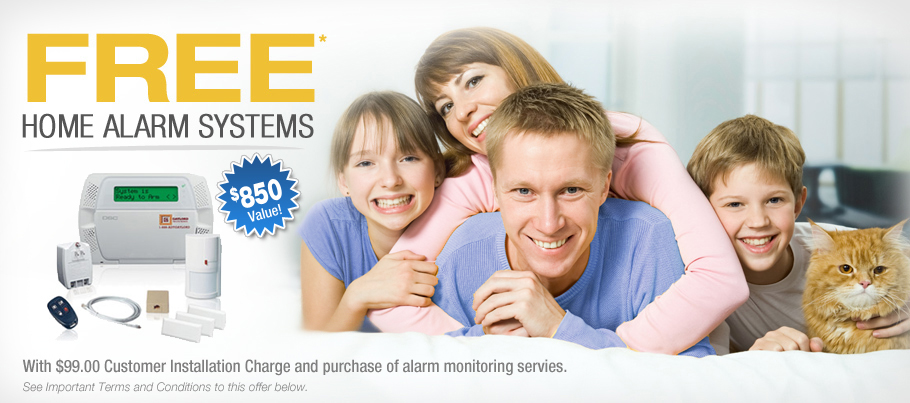 ADT Home Security System - Los Angeles, CA
